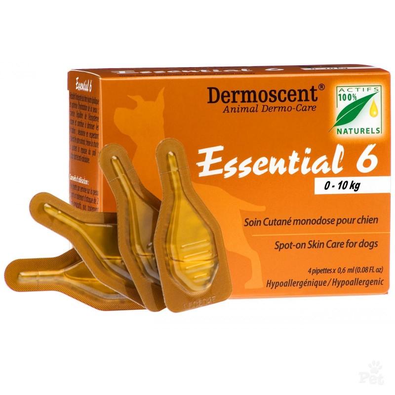dermoscent essential 6 spot-on для собак